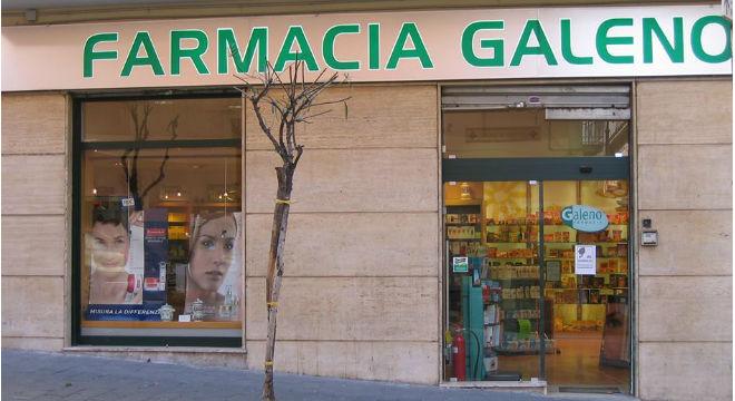 Farmacia Galeno Dr.ssa Lordi & C. snc - Via Carmine, 61